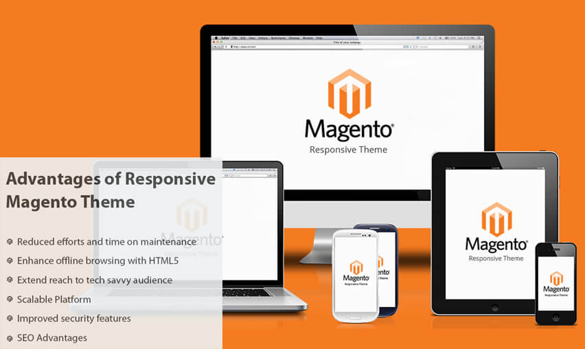 Improve Performance Of Your Magento Website With Responsive Design