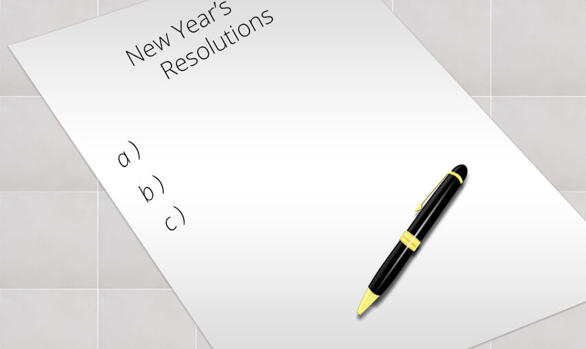 Top 7 New Year Resolutions for Your Business Website in 2017