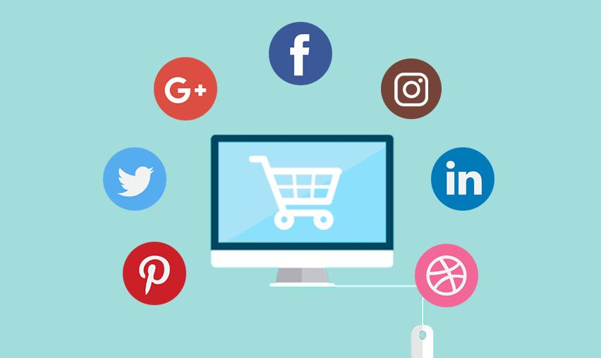 Image result for social media for ecommerce