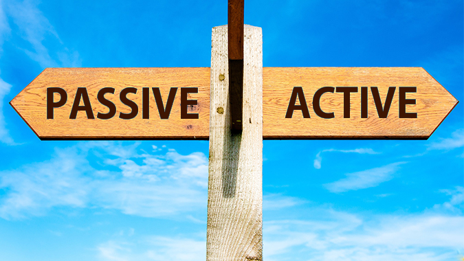 Active Vs. Passive Communication