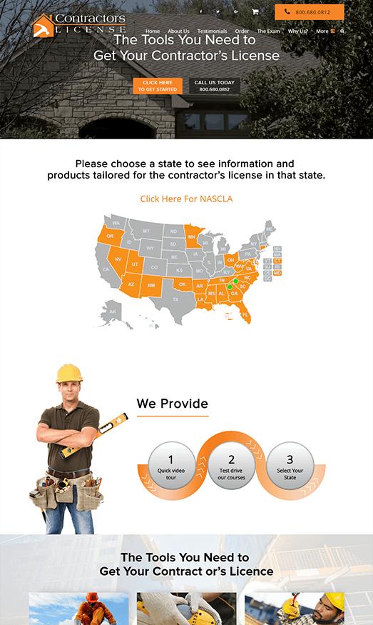 Contractors License Tools