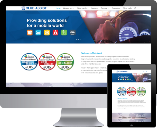 Club Assist by Wordpress Web Development Company