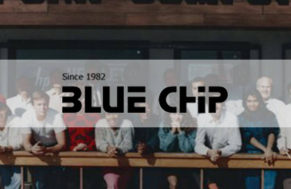 Blue Chip - WordPress Website