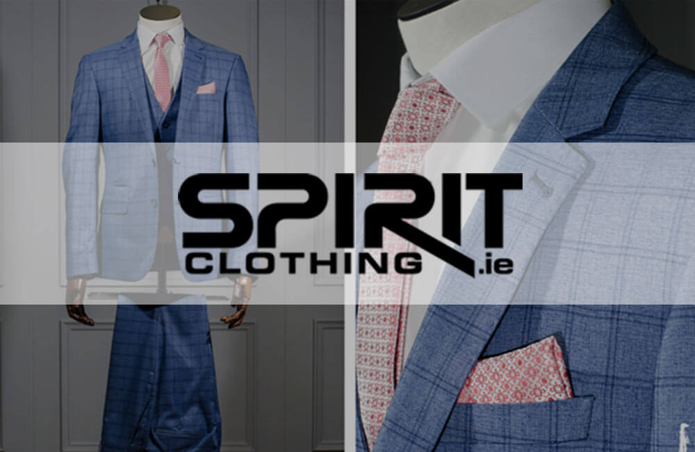 Spirit Clothing - Shopify Website