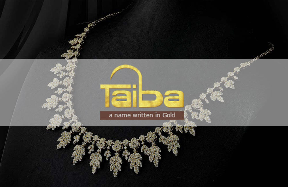 Taiba Jewelry - Magento Website