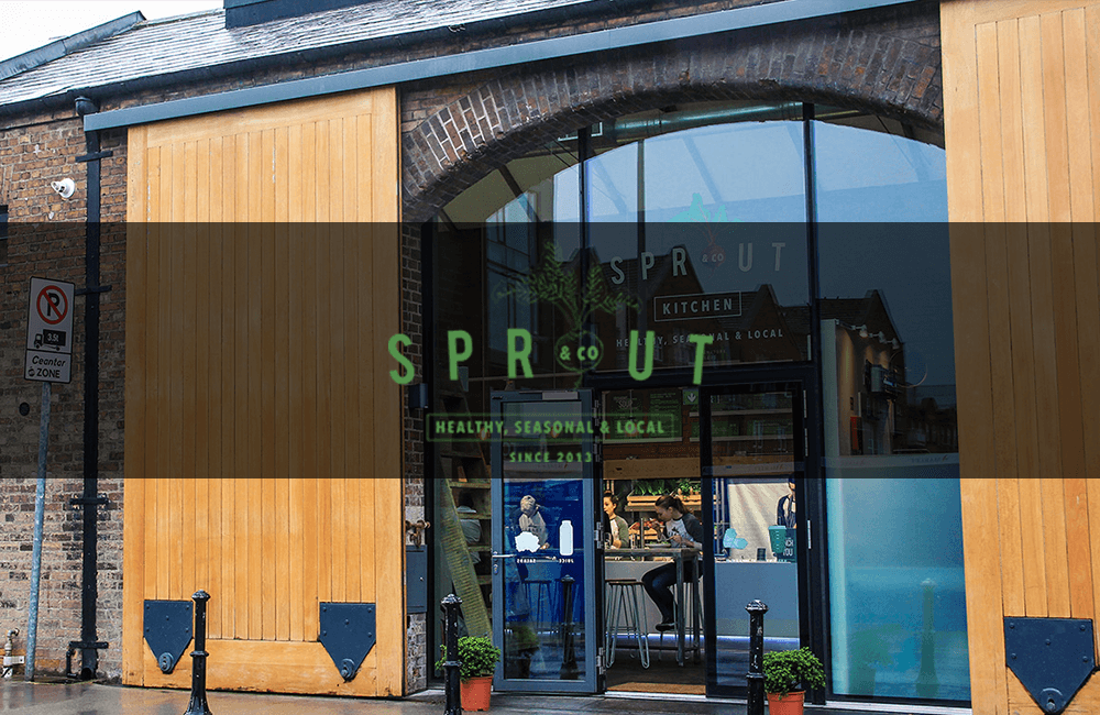 Sprout & Co - WooCommerce Website