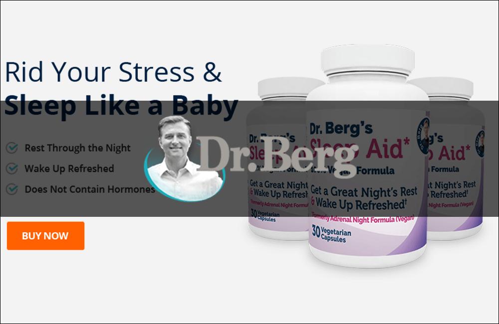 DrBerg.com - Magento 2 Website