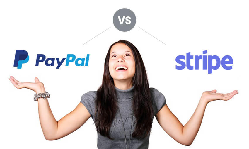 PayPal or Stripe, Which is Better for eCommerce?