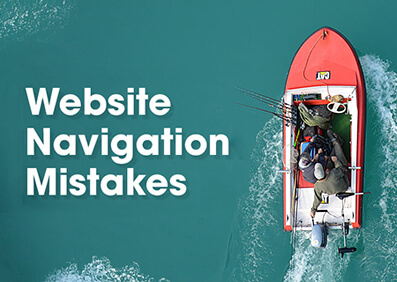 Common Website Navigation Mistakes to Avoid