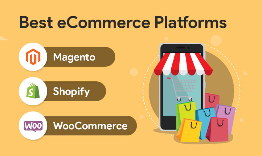 Best eCommerce Platforms available in the Market