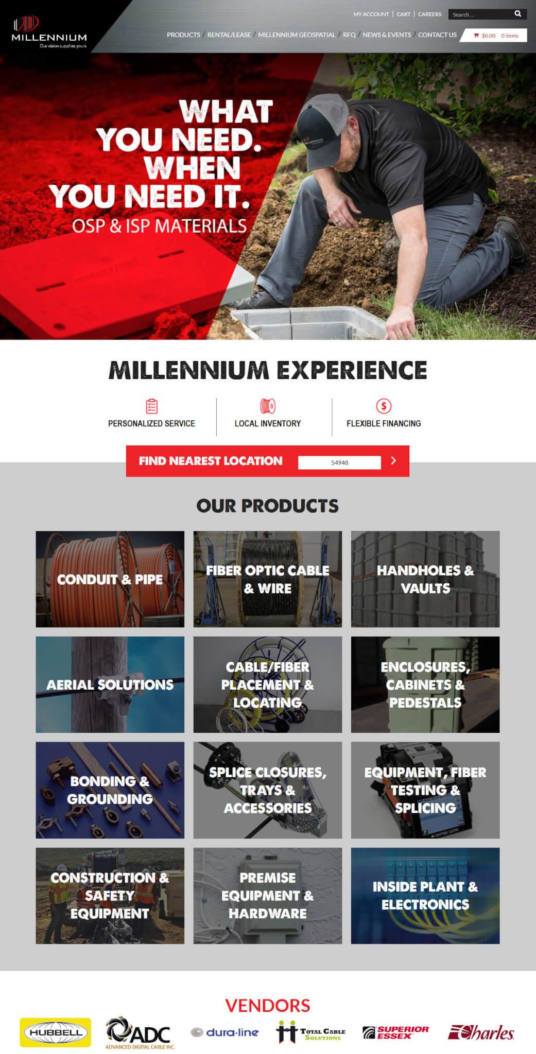 Millennium Experience