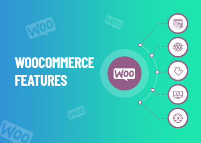 WooCommerce features list for eCommerce store Banner
