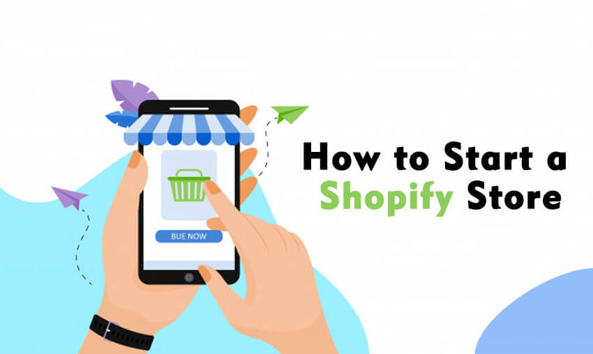 How to start a Shopify store – Step-by-step guide