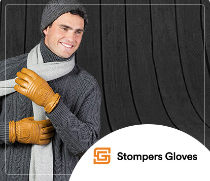 Stompers Gloves